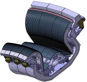 ITER:n diverttorikasetti