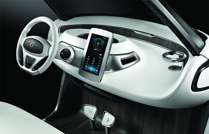 Garia Golf auto esimerkkinä tuotteen onnistuneeseen digitalisointiin